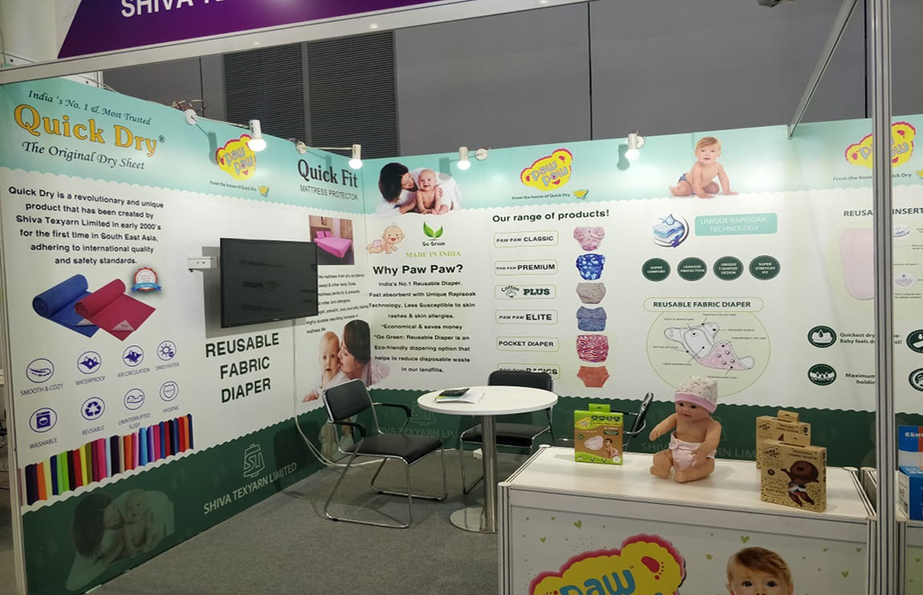 Children Baby Maternity Expo Fair Shanghai 2019