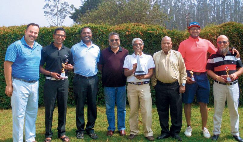 Firebird Challenge Trophy - Udhagamandalam