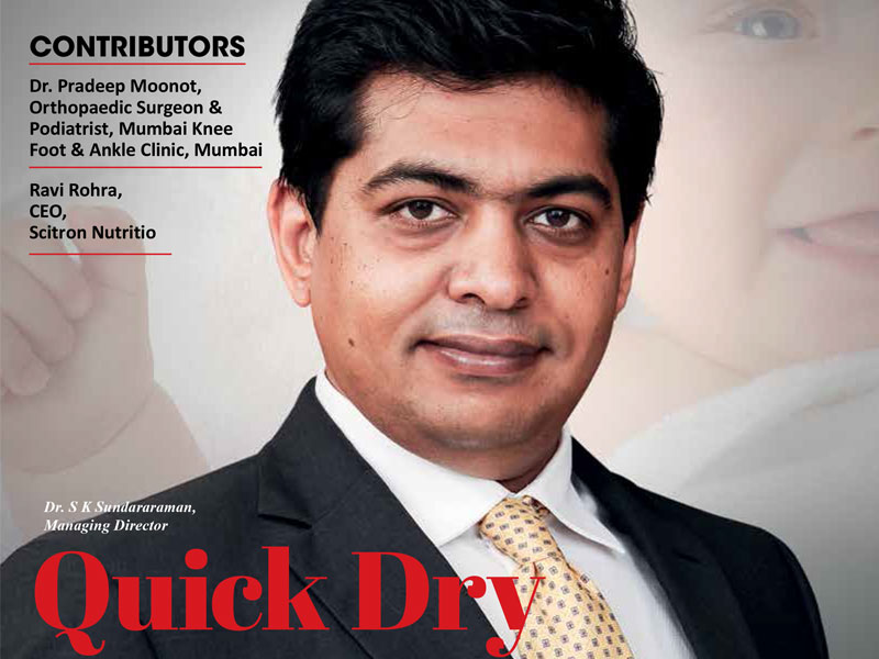 Quick Dry: India's Most Trusted Brand for Hygienic & Sustainable Incontinence Products