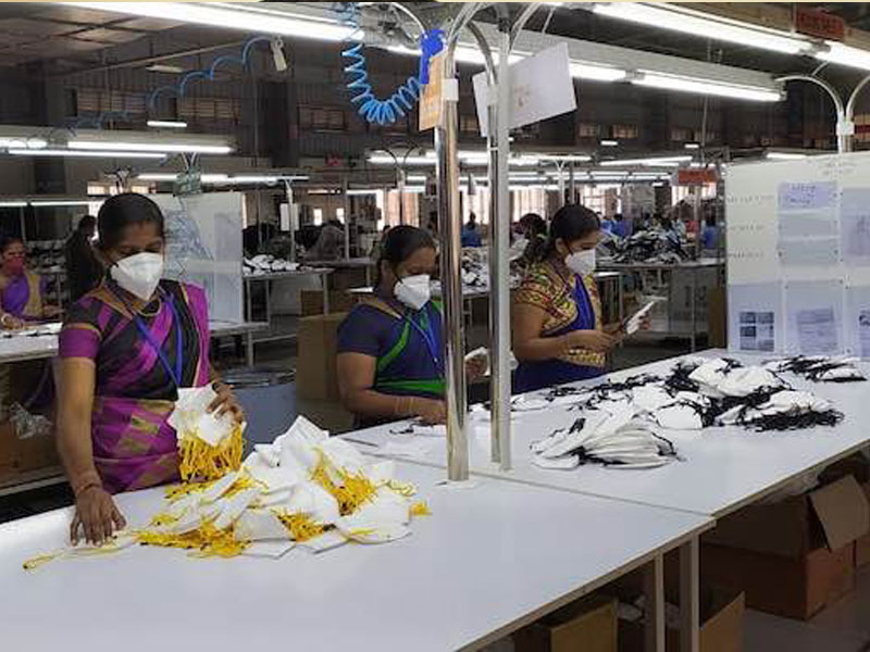 Textile companies gear up for antiviral fabrics - Telangana Today