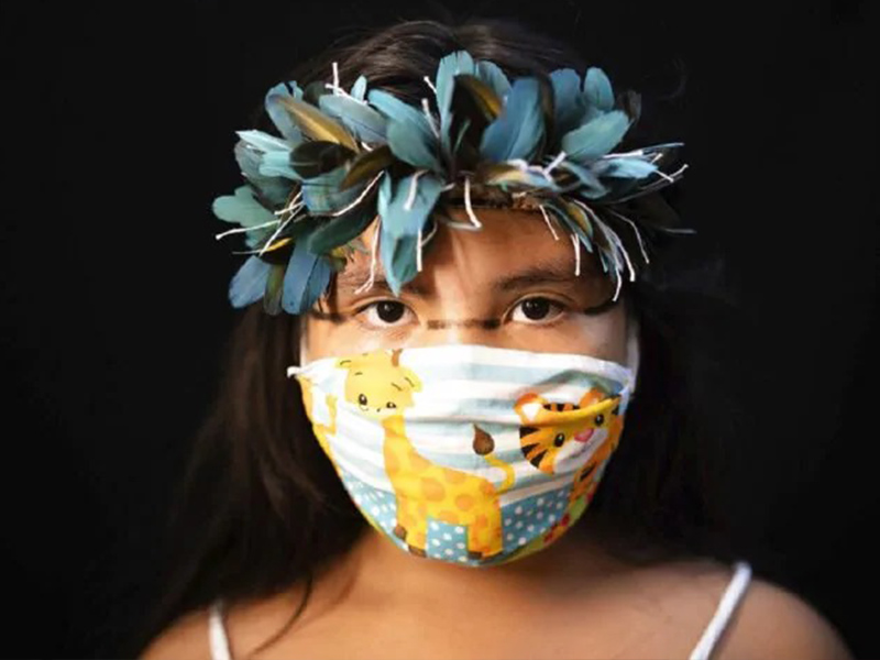 How mask-makers are using technology to kill viruses left behind on protective face masks